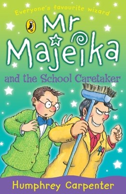 (ebook) Mr Majeika and the School Caretaker