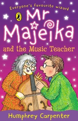 (ebook) Mr Majeika and the Music Teacher