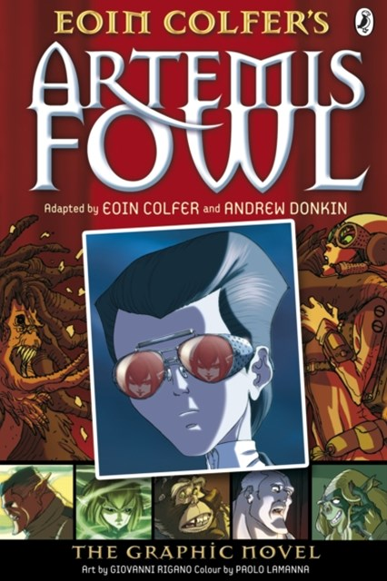 (ebook) Artemis Fowl
