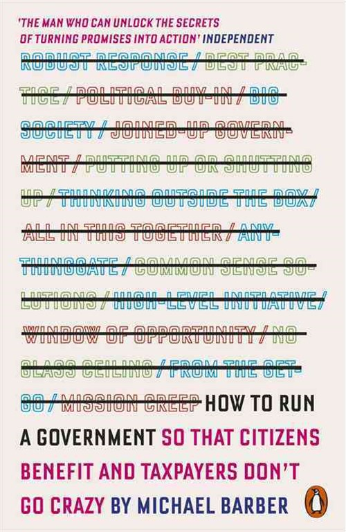 How To Run A Governmenters Don't Go Crazy