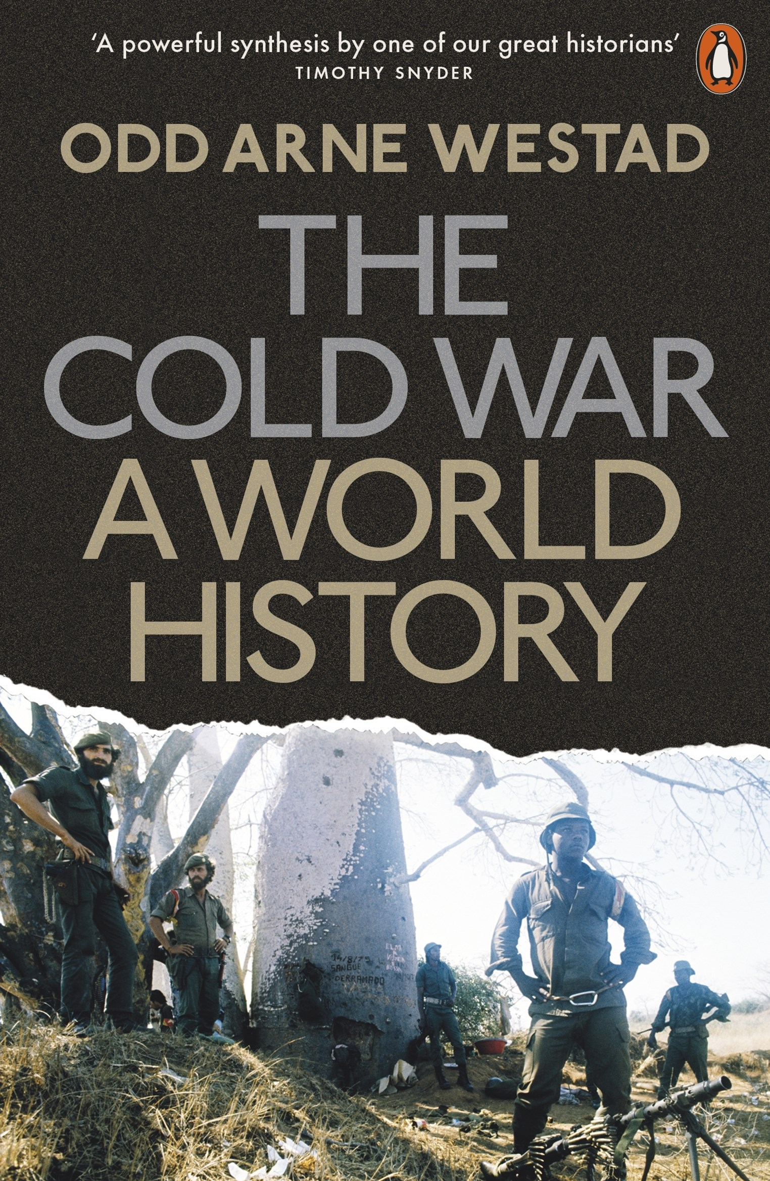 The Cold War: A World History: A World History