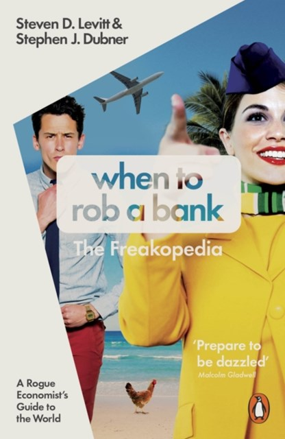 (ebook) When to Rob a Bank