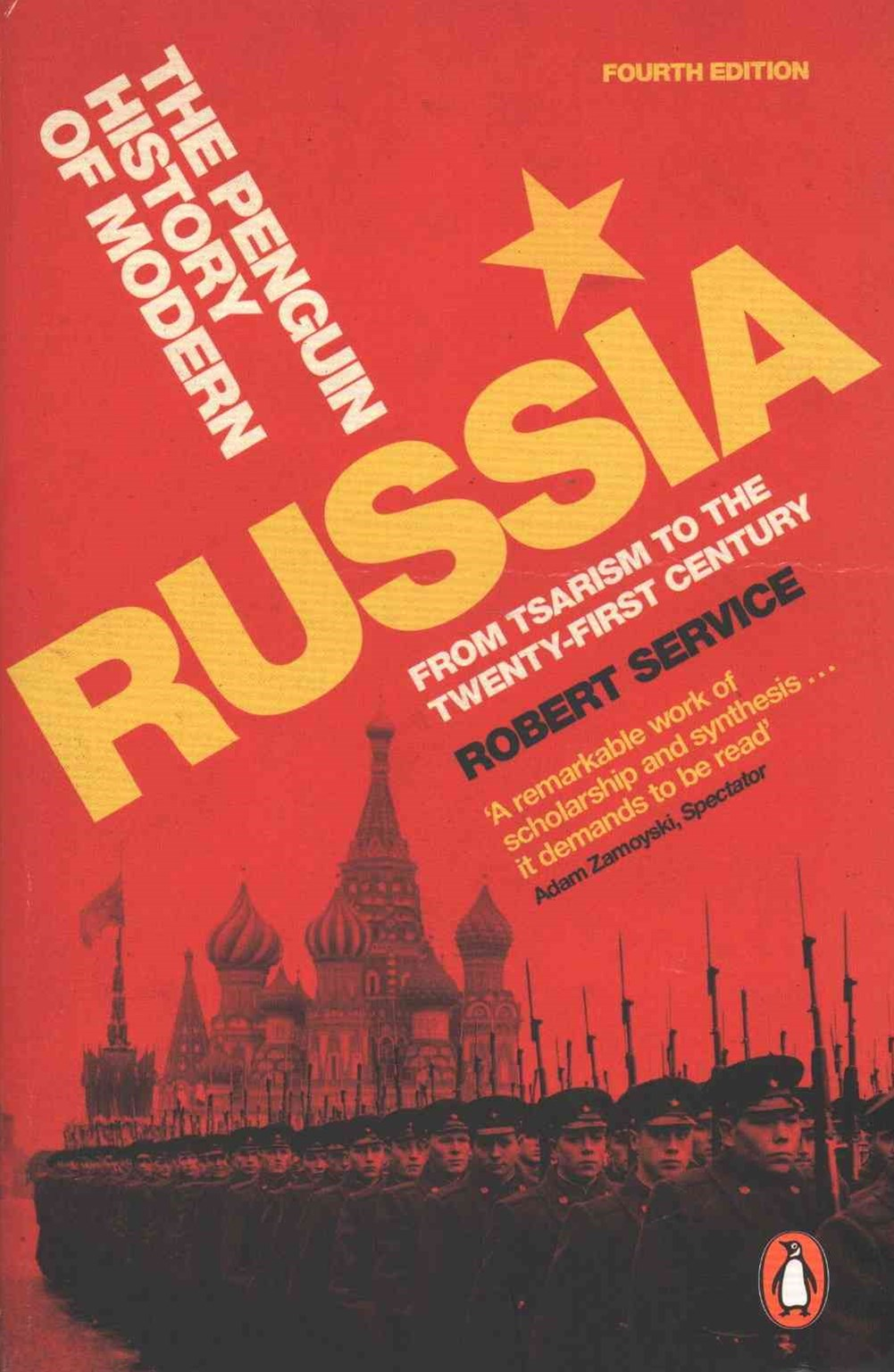 The Penguin History Of Modern Russia, The-First Century