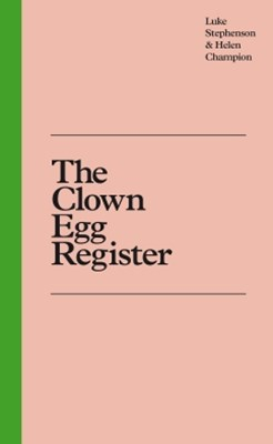 (ebook) The Clown Egg Register