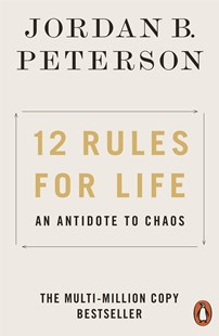 12 Rules for Life by Jordan B. Peterson (9780141988511) - PaperBack - Business & Finance Careers