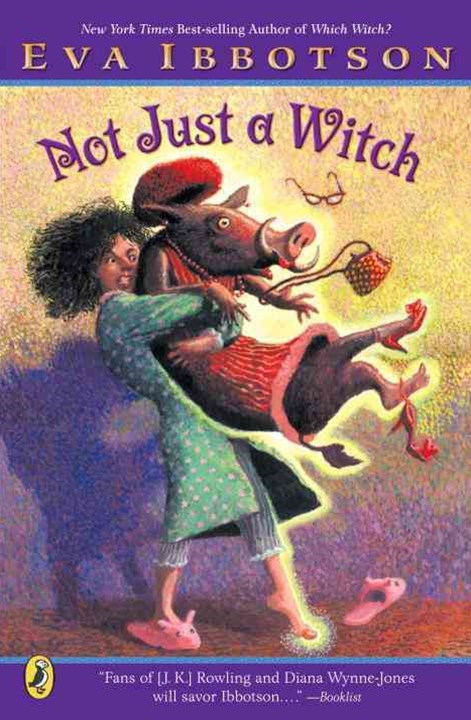 Not Just a Witch