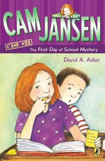 Cam Jansen - The First Day of School Mystery