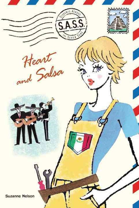 Heart and Salsa: Students Across the Seven Seas