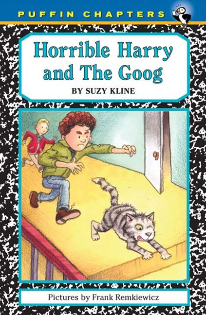 Horrible Harry and the Goog
