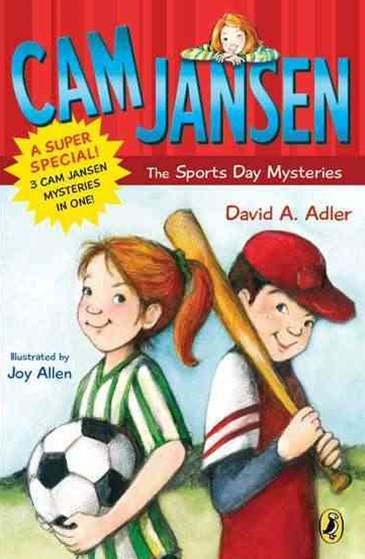 Cam Jansen the Sports Day Mysteries