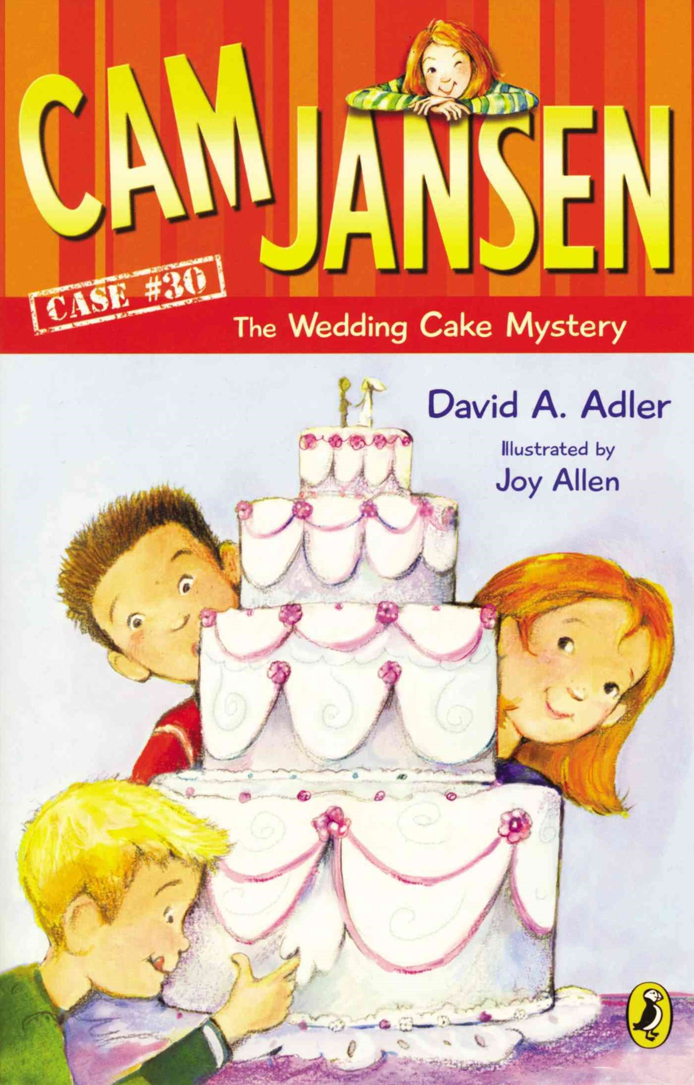 Cam Jansen - The Wedding Cake Mystery