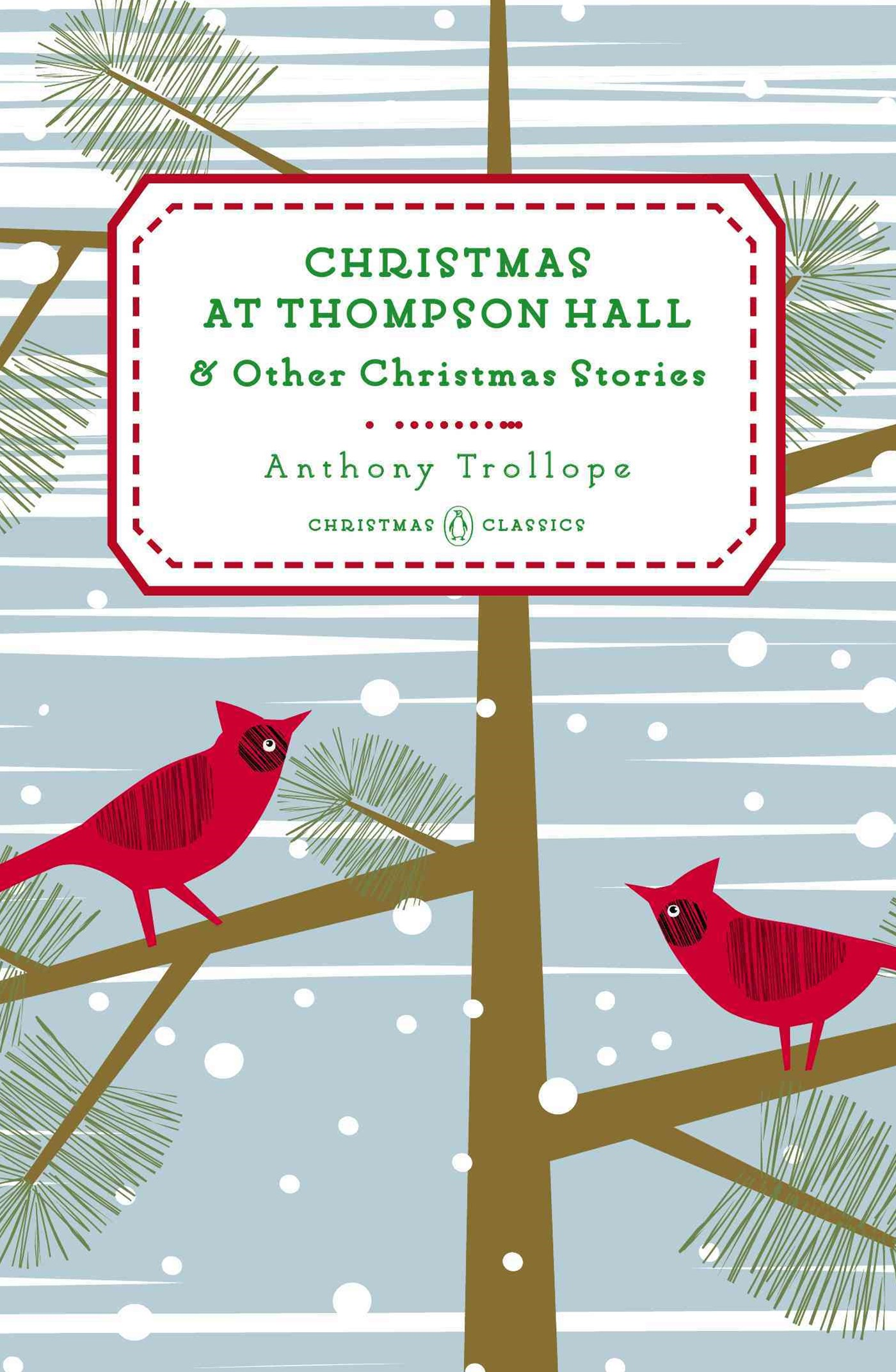 Christmas At Thompson Hallguin Christmas Classics