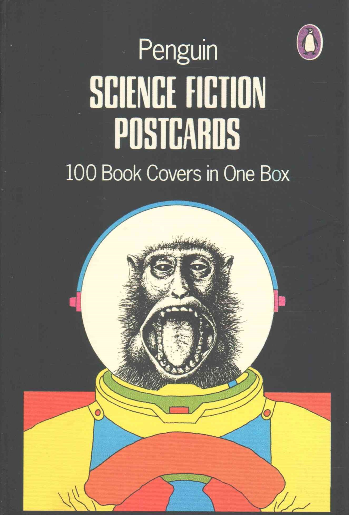 Penguin Science Fiction Postcards