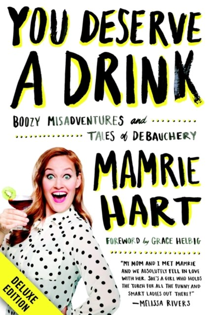 (ebook) You Deserve a Drink Deluxe