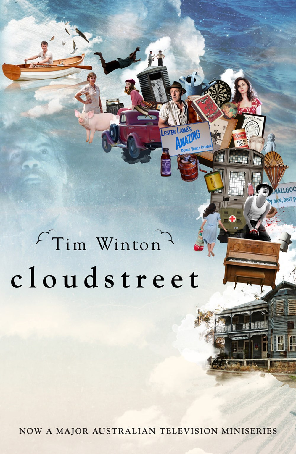 Cloudstreet Tv Tie-In
