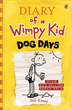 Dymocks do it yourself volume 2 diary of a wimpy kid by jeff kinney dog days diary of a wimpy kid book 4 solutioingenieria Images