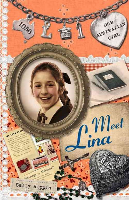 Our Australian Girl: Meet Lina (Book 1)