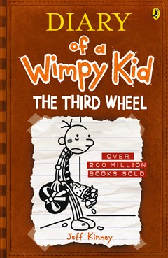 The Third Wheel (Diary of Wimpy Kid Book 7)