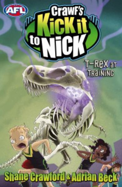 Crawf's Kick It To Nick: T-Rex At Training