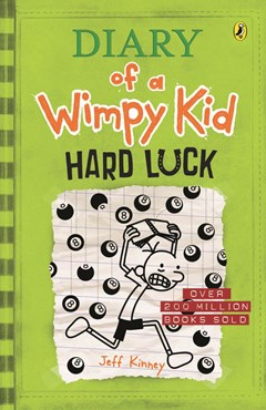 Dymocks do it yourself volume 2 diary of a wimpy kid by jeff kinney hard luck diary of a wimpy kid book 8 solutioingenieria Images