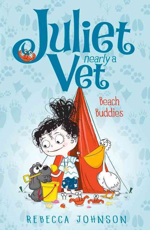 Juliet, Nearly a Vet: Beach Buddies (Book 5)