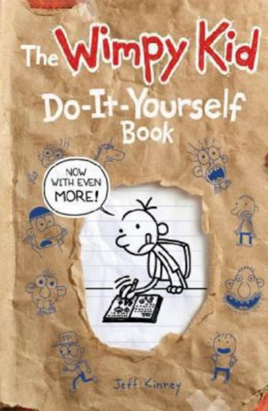 Do-It-Yourself Volume 2: Diary Of A Wimpy Kid