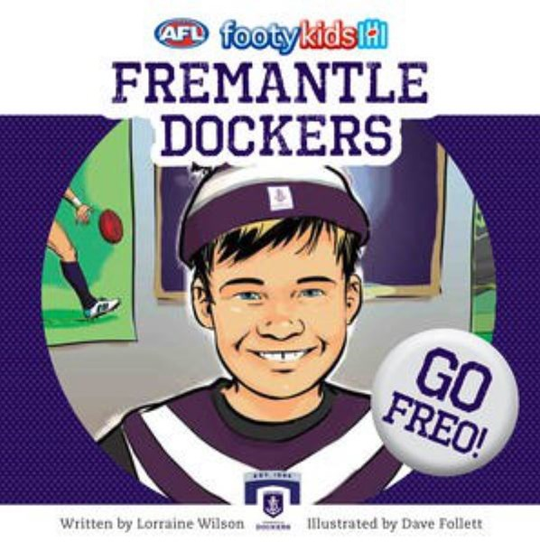 AFL: Footy Kids: Fremantle Dockers