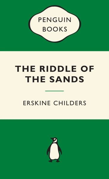 The Riddle Of The Sands: Green Popular Penguins