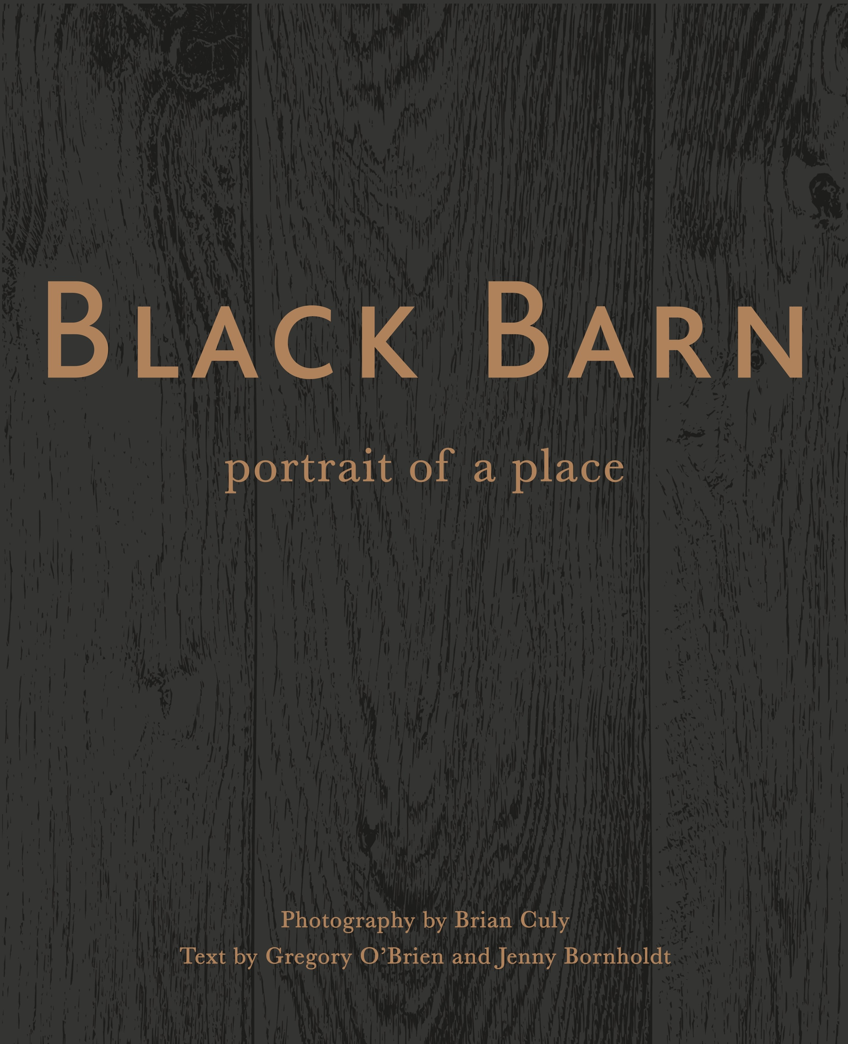 Black Barn: portrait of a place