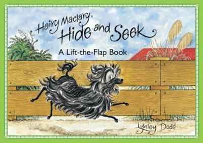 Hairy Maclary, Hide and Seek: A Lift-the-Flap Book