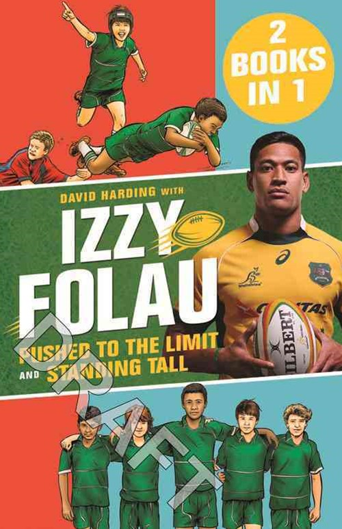 Izzy Folau Bindup - Pushed to the Limit and Standing Tall