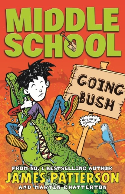 (ebook) Middle School: Going Bush