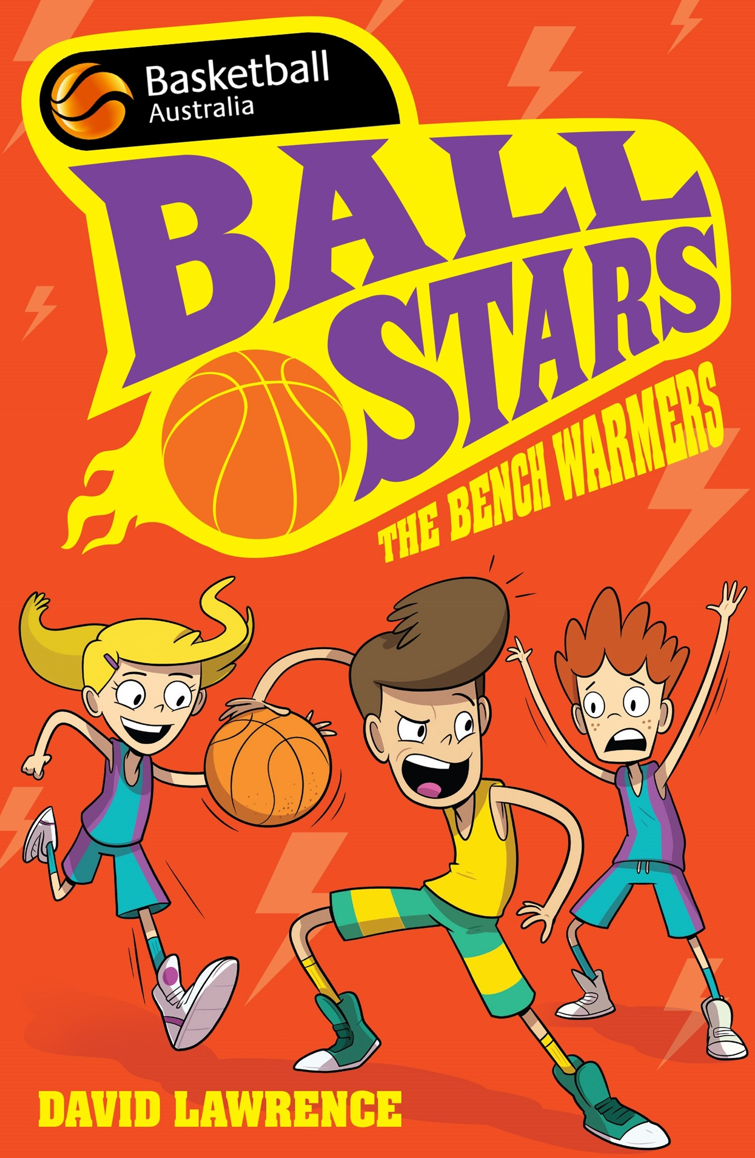 The Bench Warmers (Ball Stars, Book 1)