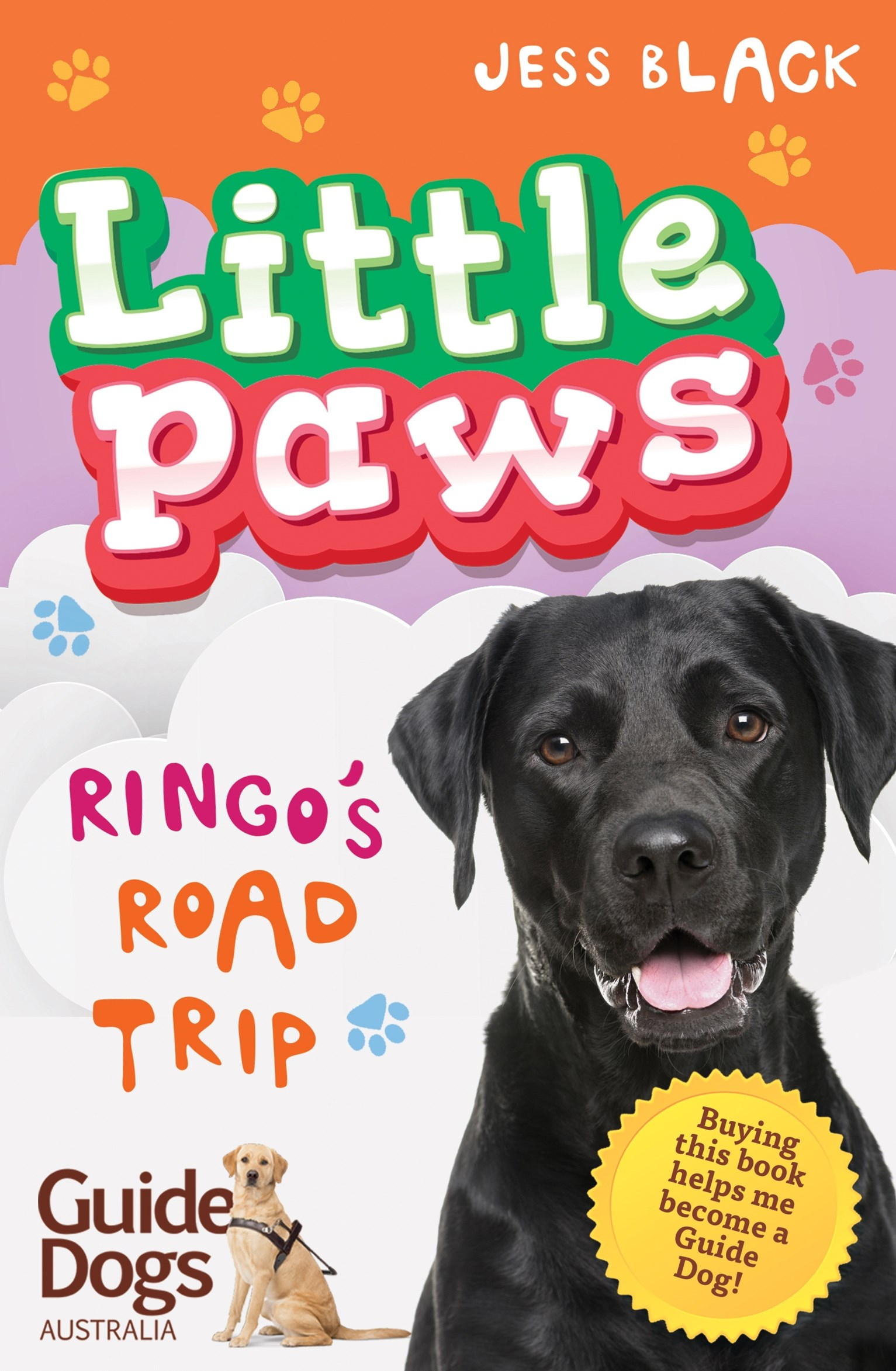 Little Paws 3: Ringo's Road Trip