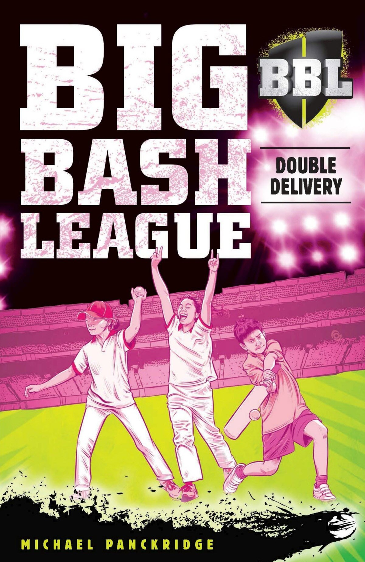 Big Bash League 3: Double Delivery