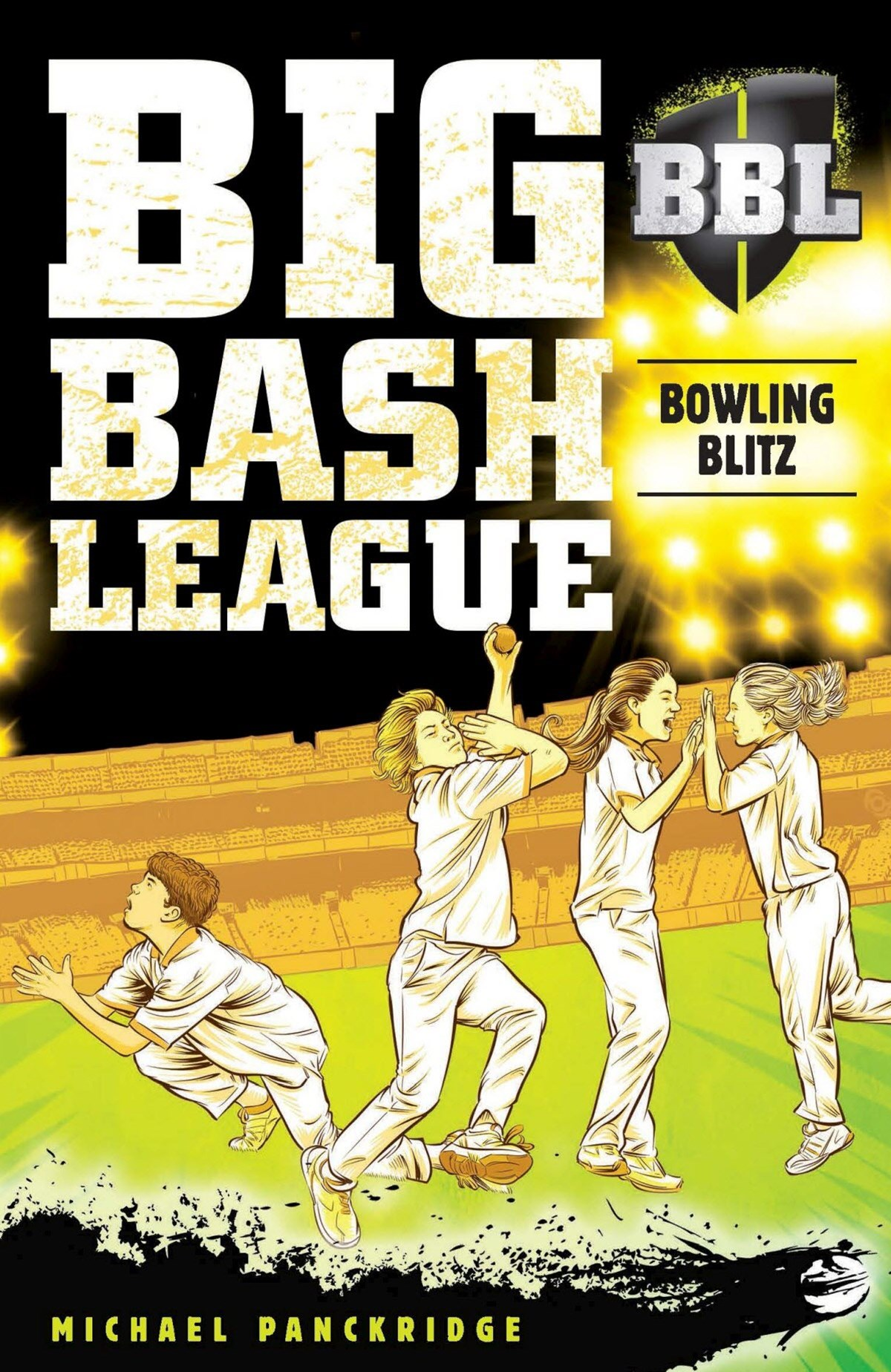 Big Bash League 4: Bowling Blitz
