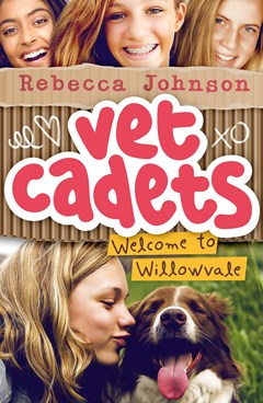 Welcome to Willowvale (Vet Cadets, Book 1)