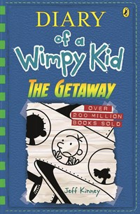 The Getaway (Book 12, Diary of a Wimpy Kid)