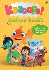 Kazoops! Activity Book