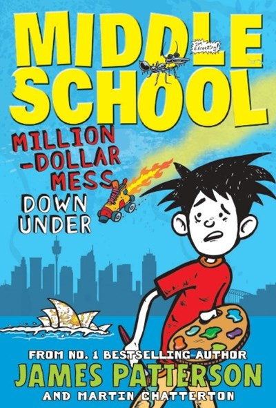 Middle School: Million-Dollar Mess Down Under