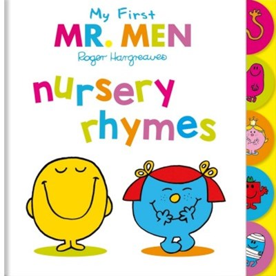 Mr Men: My First Nursery Rhymes