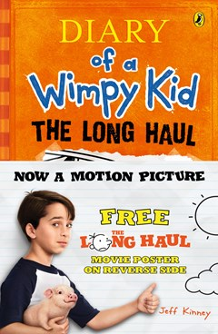 Dymocks the long haul diary of a wimpy kid book 9 by jeff kinney the long haul diary of a wimpy kid book 9 solutioingenieria Images