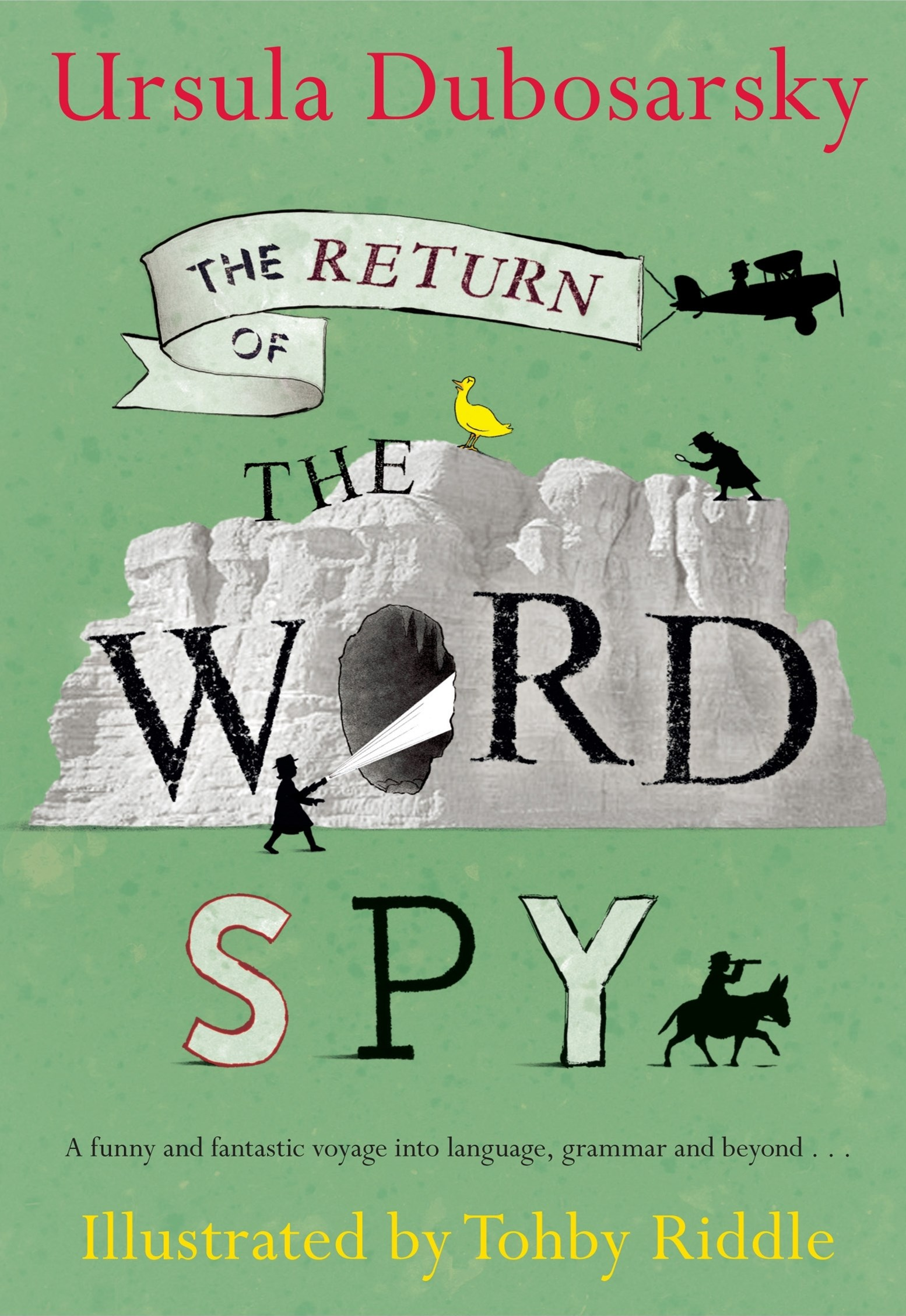 The Return of the Word Spy (B&W)