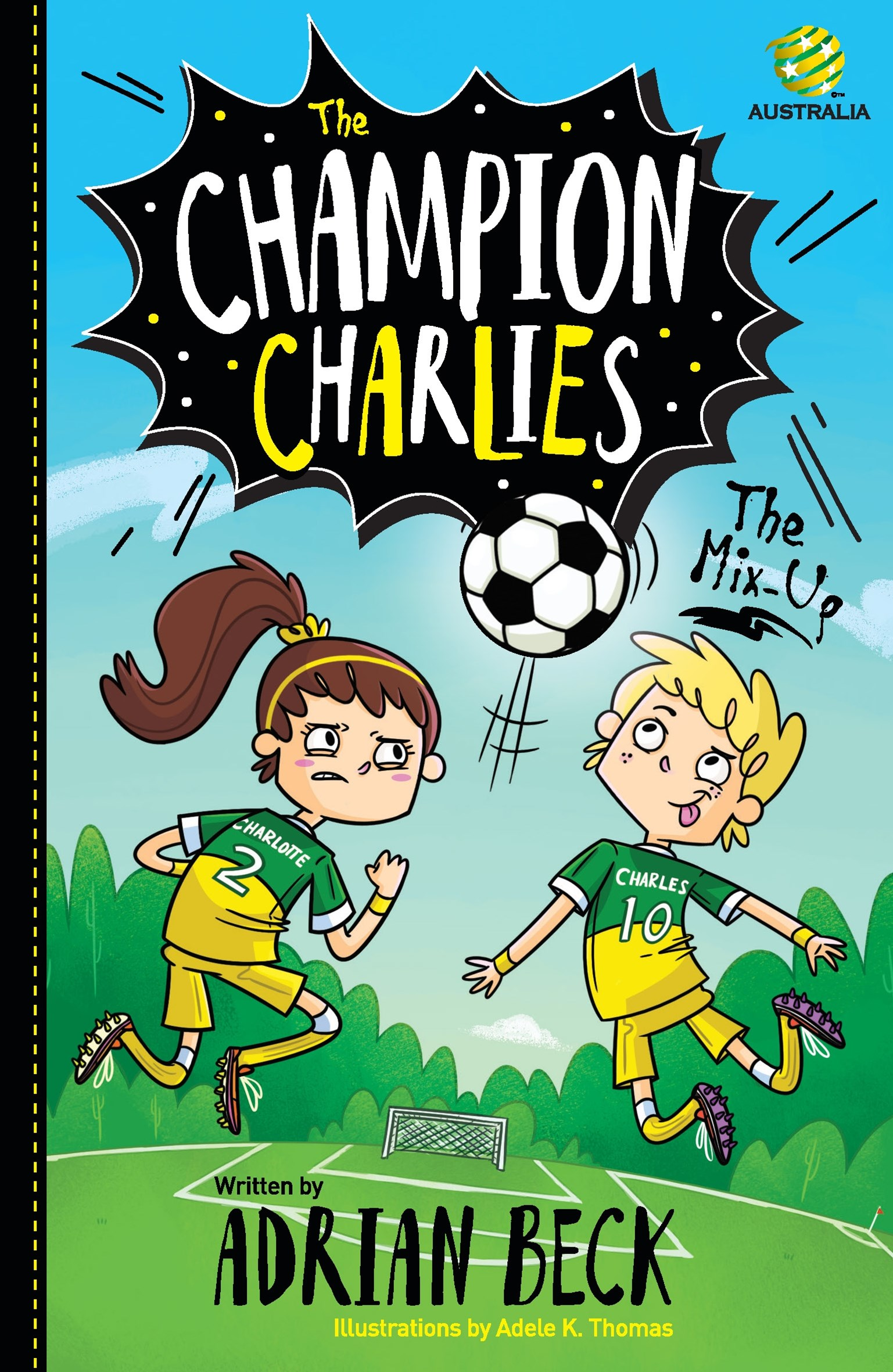 The Champion Charlies 1: The Mix-Up