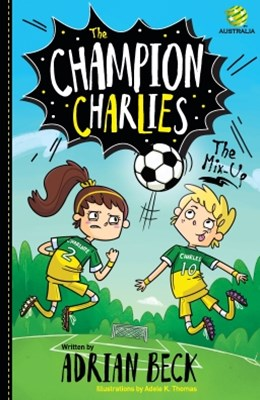 (ebook) The Champion Charlies 1: The Mix-Up