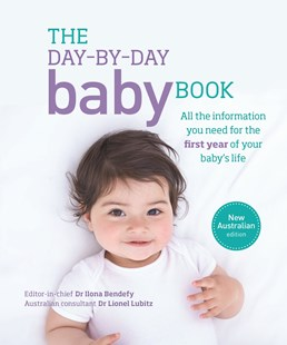 The Day-by-day Baby Book by DK Australia (9780143794646) - PaperBack - Family & Relationships Parenting