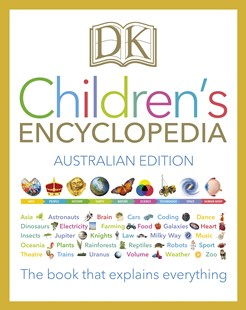 DK Children's Encyclopedia: The Book that Explains Everything by DK Australia (9780143795049) - HardCover - Non-Fiction