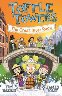 Toffle Towers 2: The Great River Race by Tim Harris, James Foley (9780143795438) - PaperBack - Children's Fiction