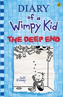 The Deep End: Diary of a Wimpy Kid (15) by Jeff Kinney (9780143796084) - PaperBack - Children's Fiction