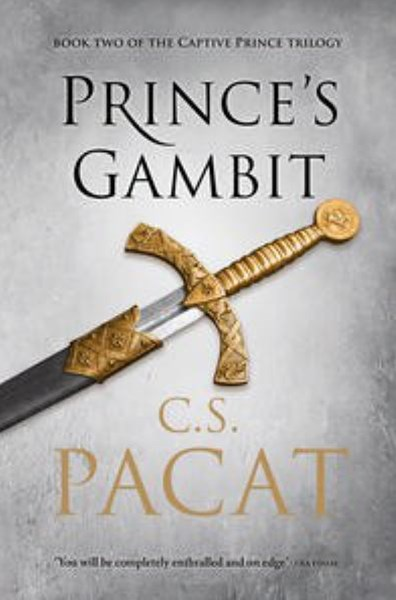 Prince's Gambit (Captive Prince Trilogy Book 2)